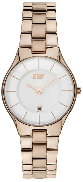 Storm Slim-X Rose Gold 47158-RG