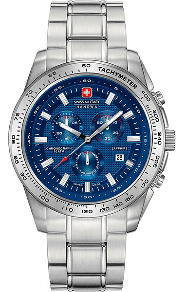 Swiss Military Hanowa Crusader Chrono 06-5225.04.003