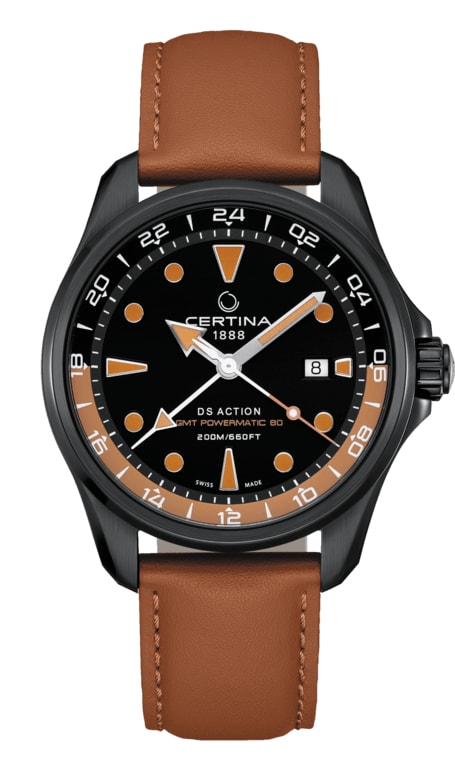 Certina Aqua  DS Action GMT Powermatic 80 C032.429.36.051.00