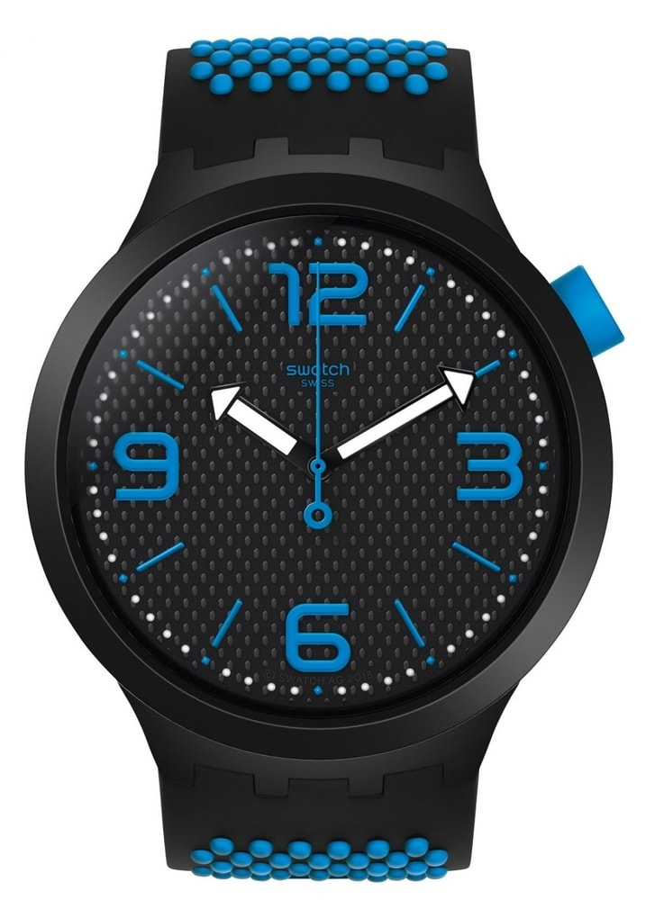 Swatch BBBlue SO27B101