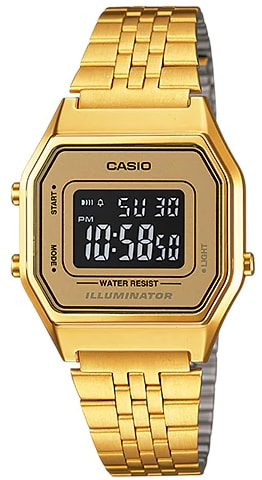 Casio Retro Collection LA680WGA-9BEF