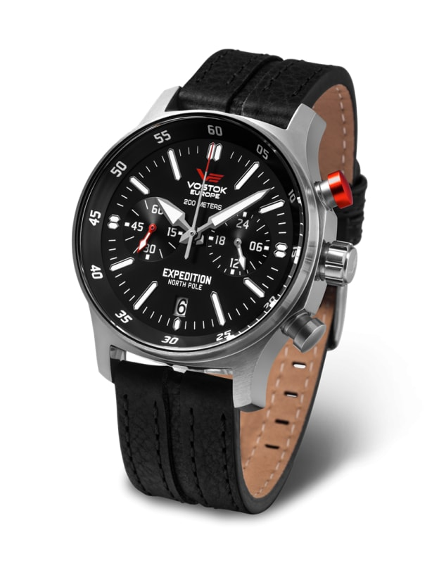 Vostok Europe Expedition VK64-592A559