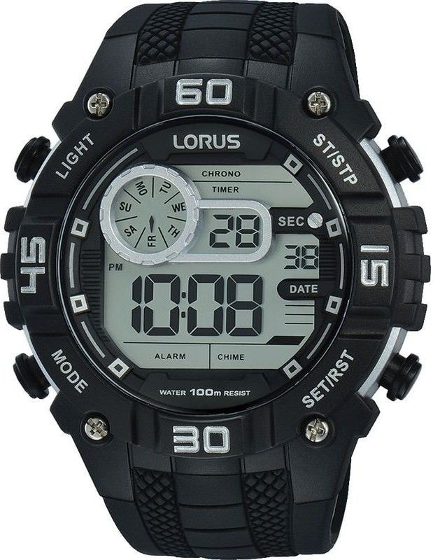 Lorus Digital Men R2351LX9
