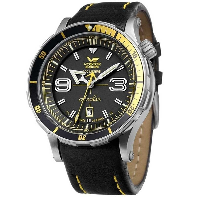Vostok Europe Anchar Automatic NH35A-510A522