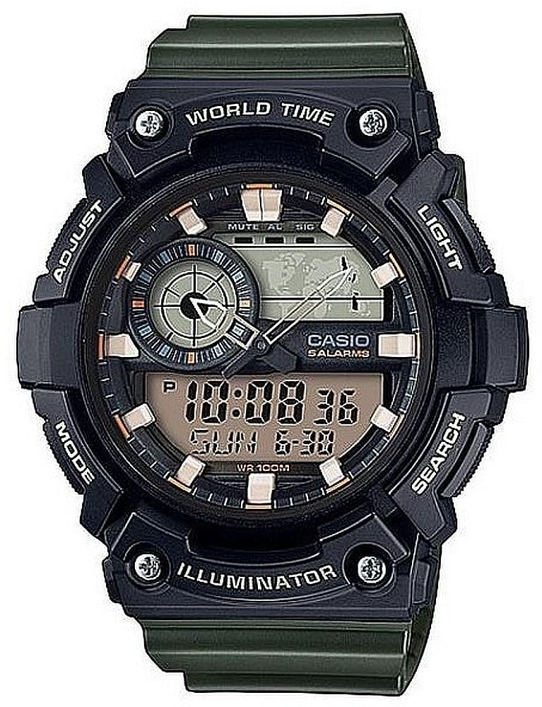 Casio Youth AEQ-200W-3AVDF