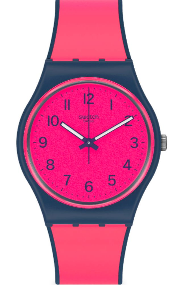Swatch Pink Gum GN264