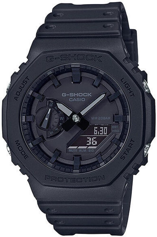 Casio G-shock Carbon GA-2100-1A1ER