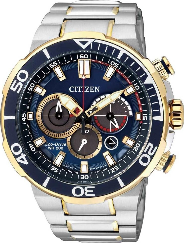 Citizen Sports Chrono CA4254-53L
