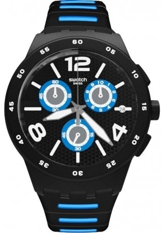Swatch Black Spy SUSB410