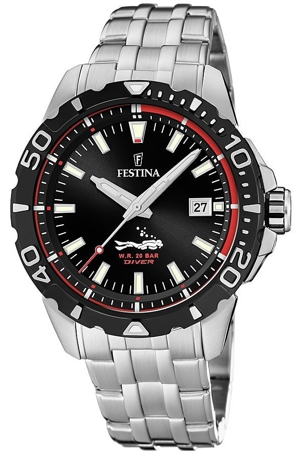 Festina The Originals Diver 20461-2