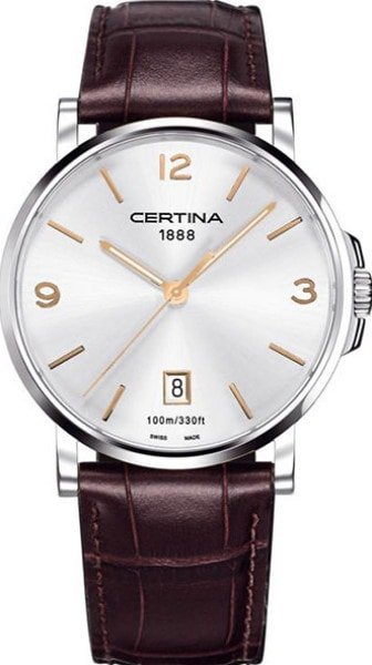 Certina DS Podium 3 hands C001.410.16.037.01
