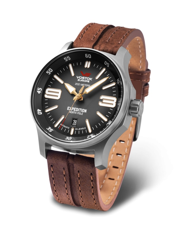 Vostok Europe Expedition NH35-592A555