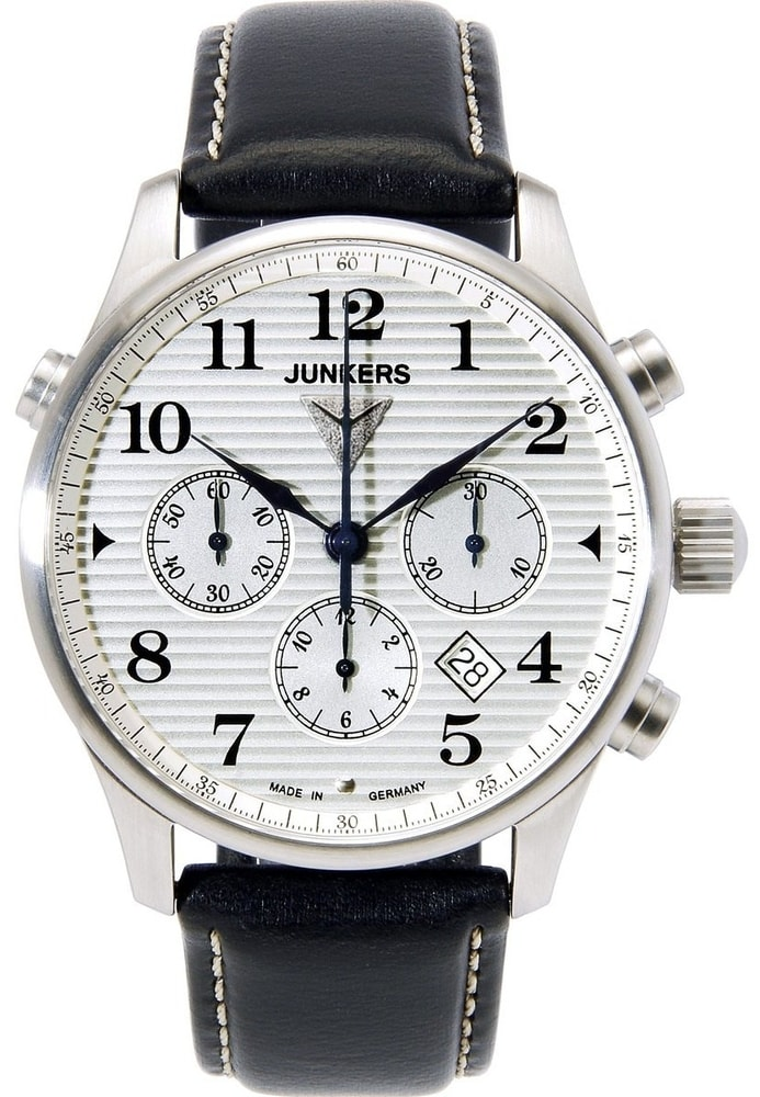 Junkers  Iron Annie JU52  Chronometer Glashuette Observatory 6620-1