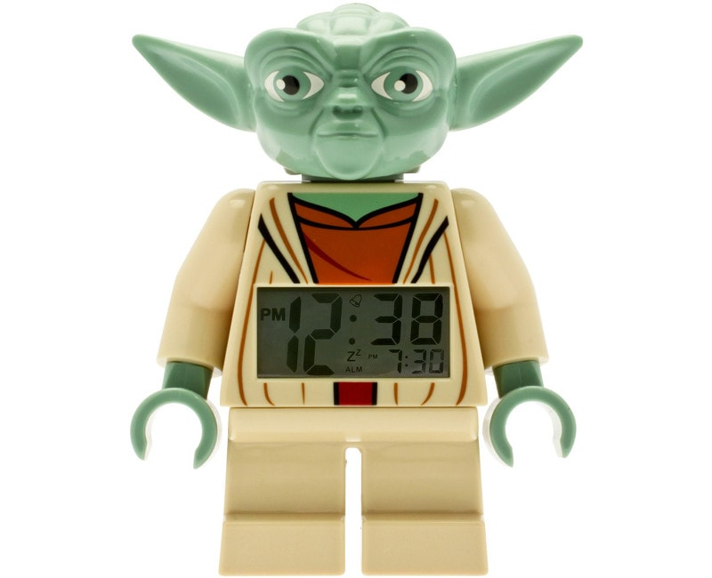 Lego Star Wars Yoda Alarm Clock 9003080