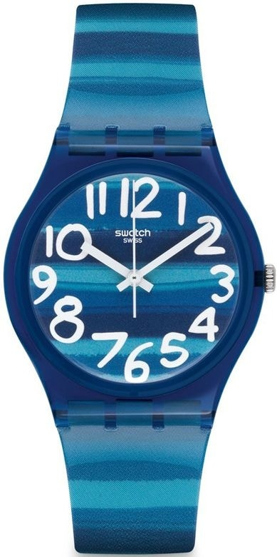 Swatch Linajola Blue GN237