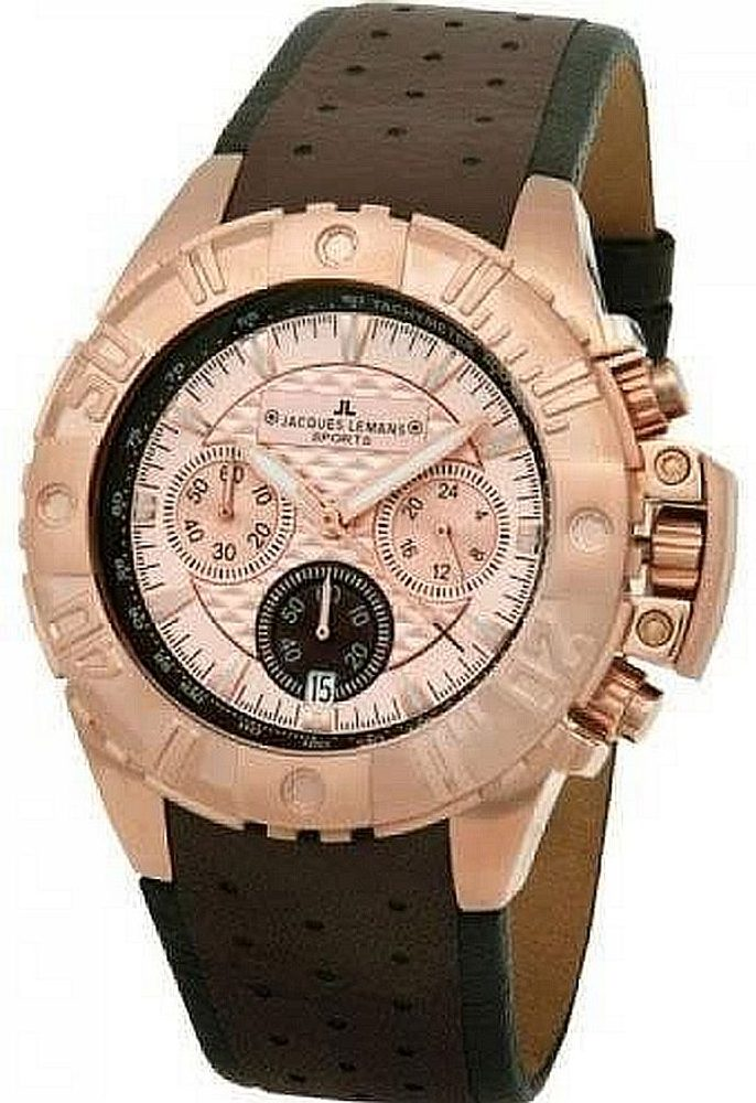 Jacques Lemans Power Chrono 2008 1-1378E
