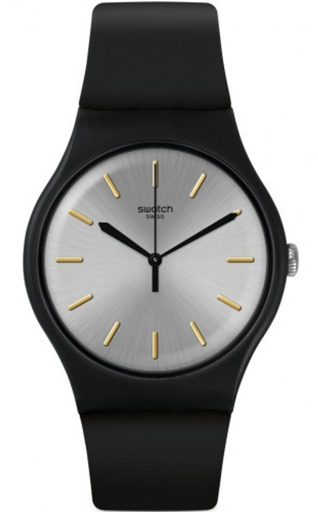 Swatch Backtoblack SUOB173