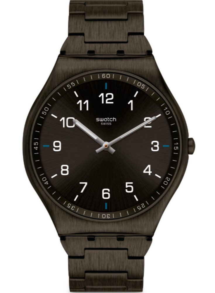Swatch Skin Suit Black SS07B100G