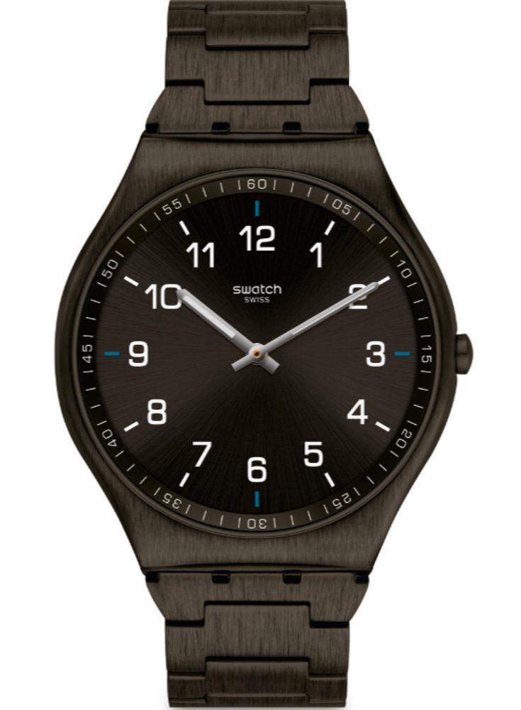 Swatch Skin Suit Black SS07B100G