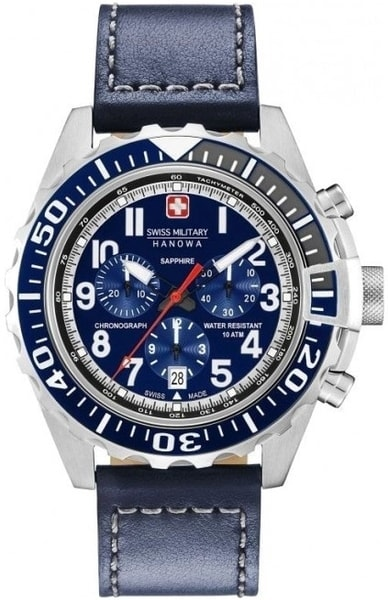 Swiss Military Hanowa Touchdown Chrono 06-4304.04.003