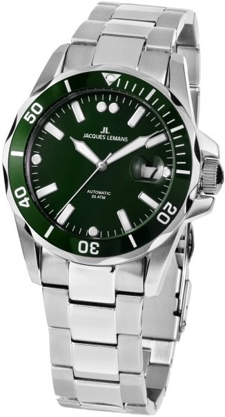 Jacques Lemans Liverpool Diver Automatic 1-2014C