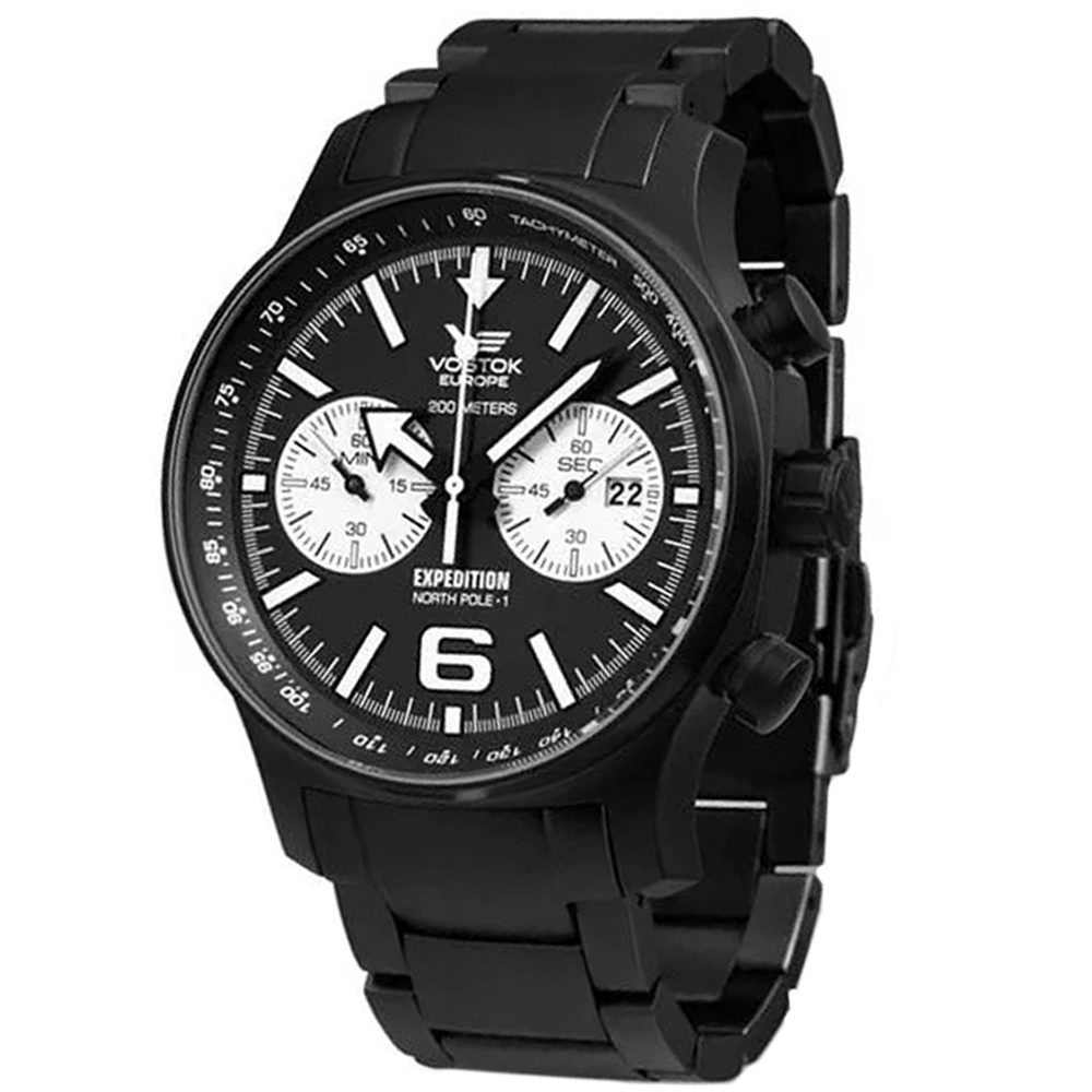 Vostok Europe Expedition North Pole 1 6S21-5954199B