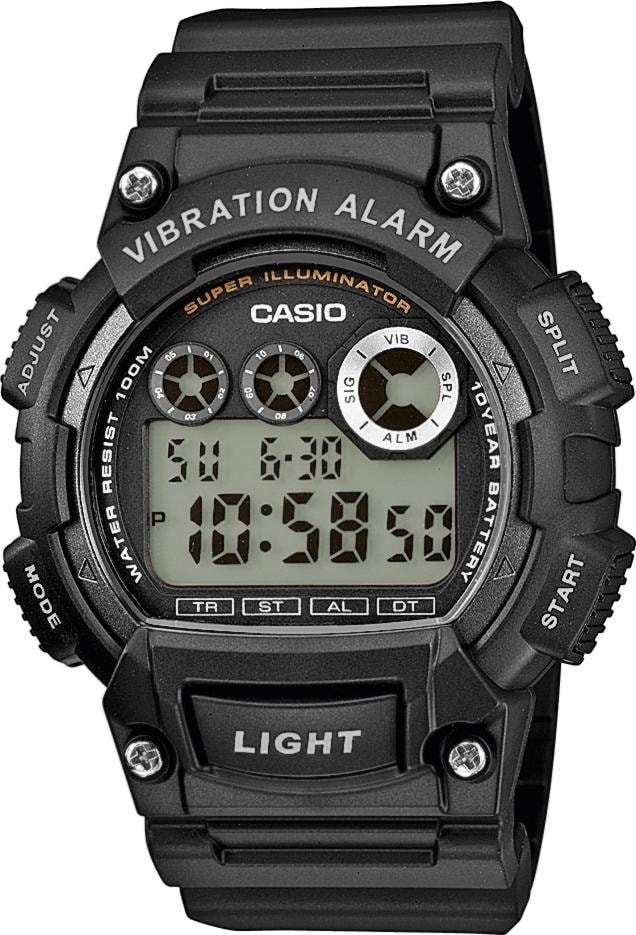 Casio Collection W-735H-1AVEF