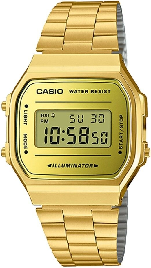 Casio  Retro A168WEGM-9EF