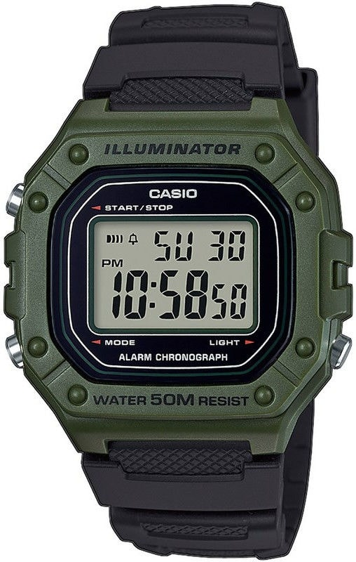 Casio Youth W-218H-3A