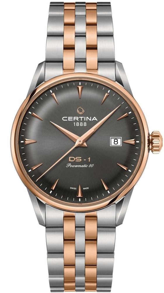Certina DS-1 Gent Powermatic 80 C029.807.22.081.00