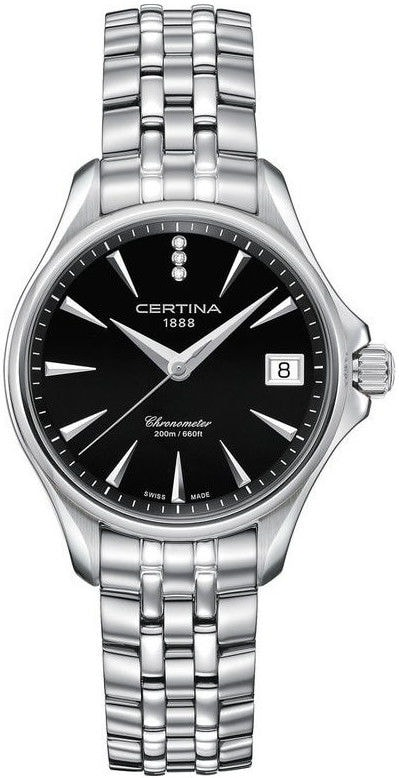 Certina Aqua  DS Action Lady Diamonds C032.051.11.056.00