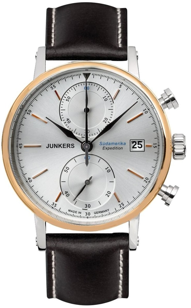 Junkers Expedition South America 6588-1