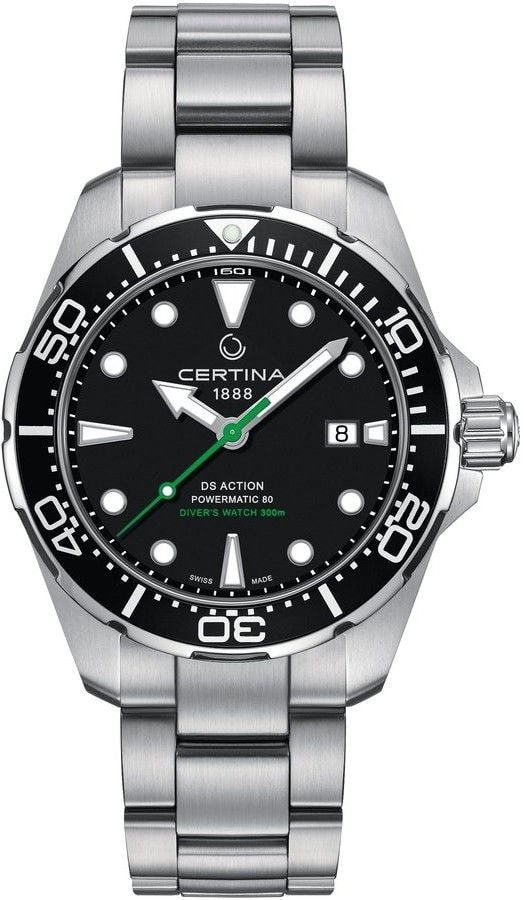 Certina Aqua  DS Action Diver Powermatic 80 C032.407.11.051.02