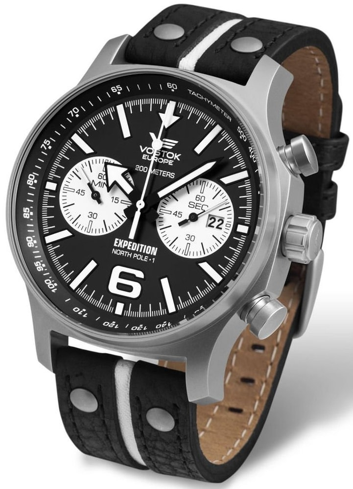 Vostok Europe Expedition -NORTH POLE-1- Chrono 6S21-5955199