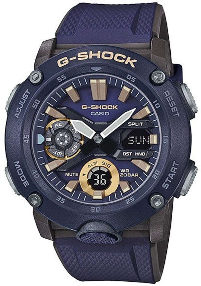 Casio G-Shock Carbon Core Guard GA-2000-2AER