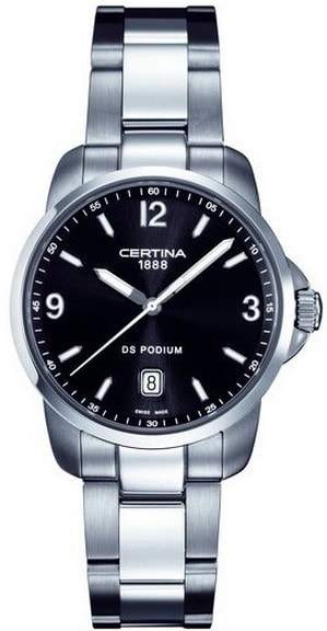 Certina DS Podium 3 hands C001.410.11.057.00
