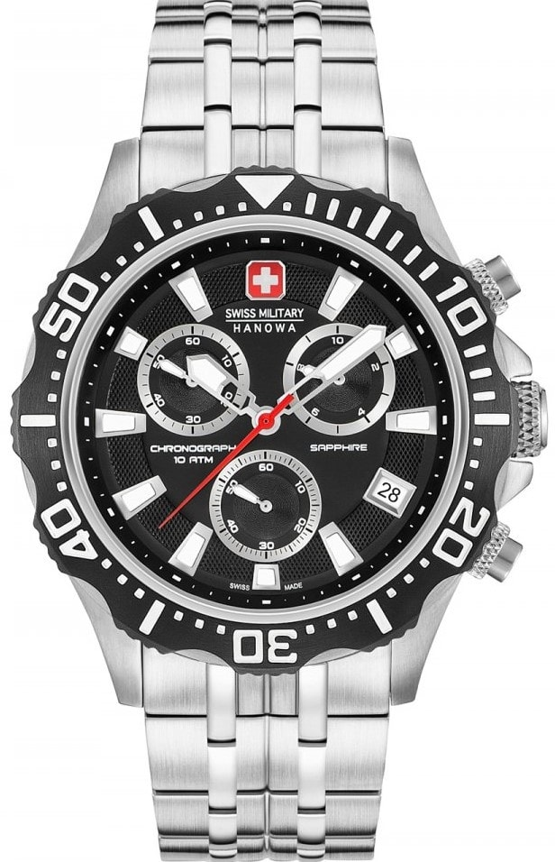 Swiss Military Hanowa Patrol Chrono 06-5305.04.007
