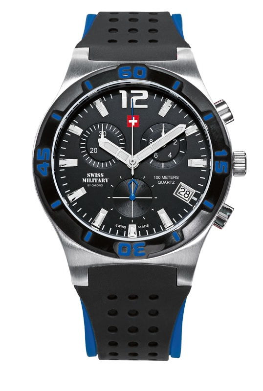 Swiss Military by Chrono SM34015.08 – (20072ST-1RUB-B)
