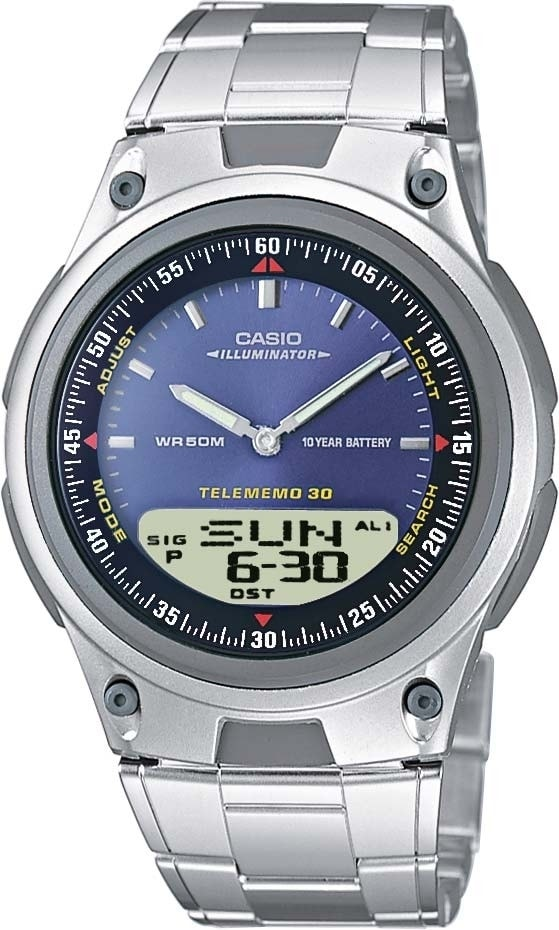 Casio Collection AW-80D-2AVES