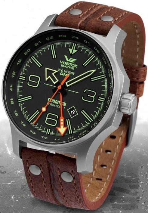 Vostok Europe Expedition 515.24H-595A501