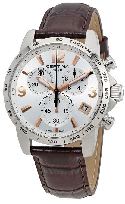 Certina DS Podium Chrono Precidrive C034.417.16.037.01