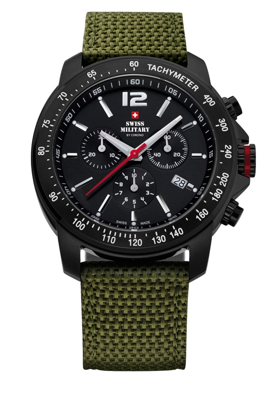 Swiss Military by Chrono SM34033.07 - (20099BPL-1LGR-NY)