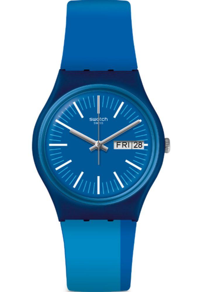 Swatch Tokyo 2020 Blue GZ708