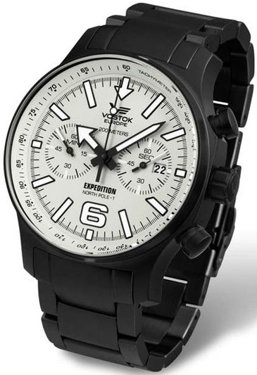 Vostok Europe Expedition -NORTH POLE-1- Chrono 6S21-5954200B