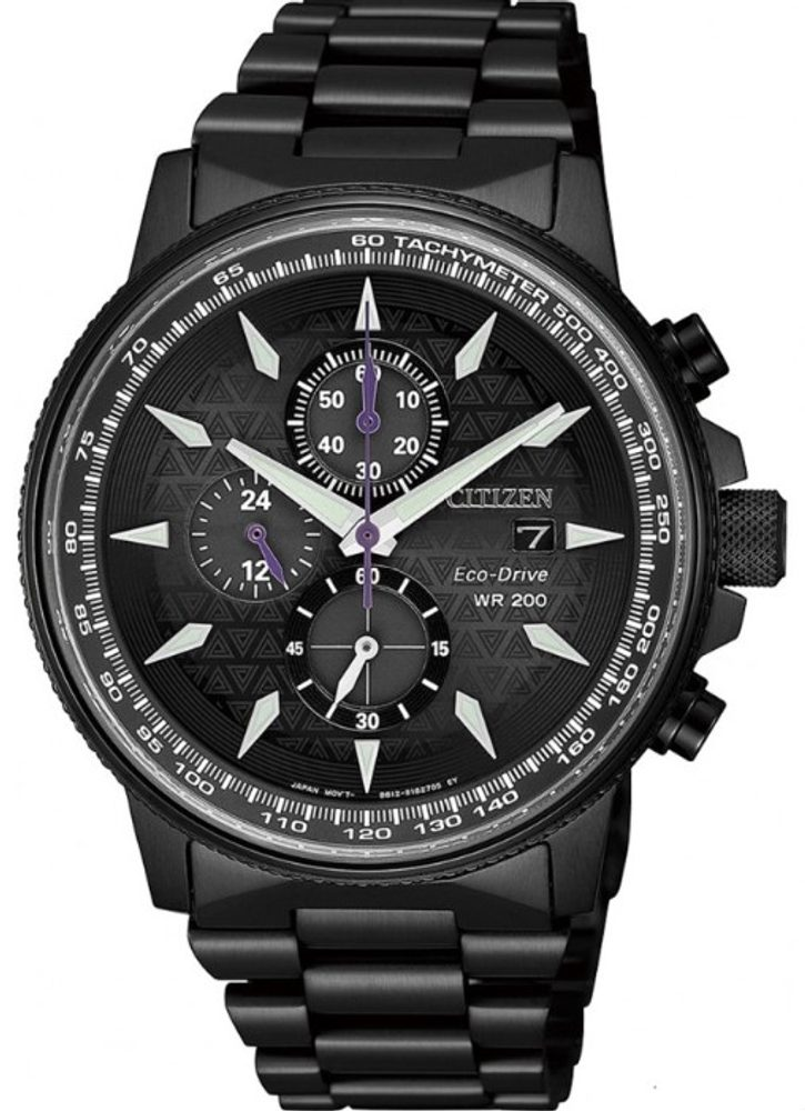 Citizen Marvel Black Panther CA0297-52W