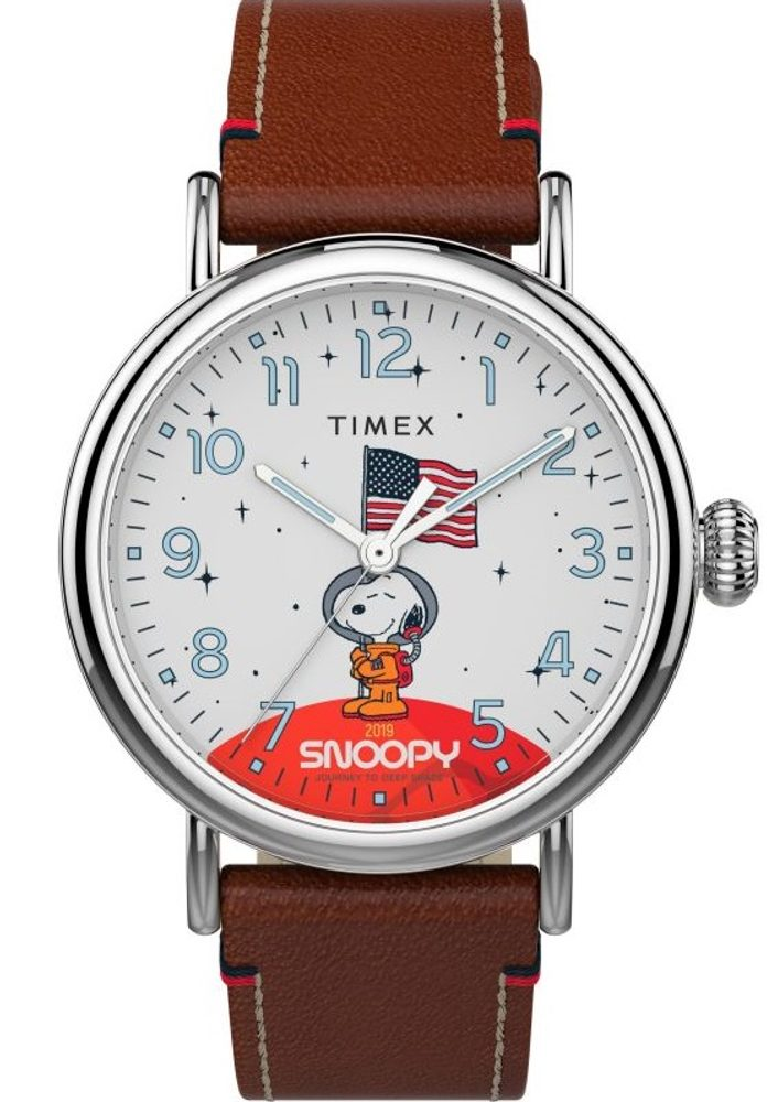 Timex Space Snoopy TW2T92300