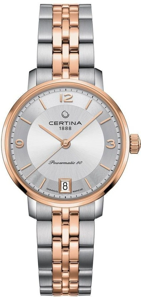 Certina  Urban  DS Caimano Lady Powermatic 80 C035.207.22.037.01