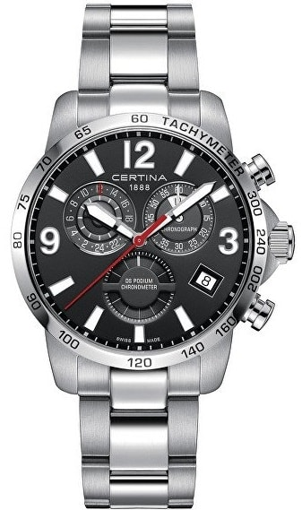 Certina DS Podium Chronograph GMT C034.654.11.057.00
