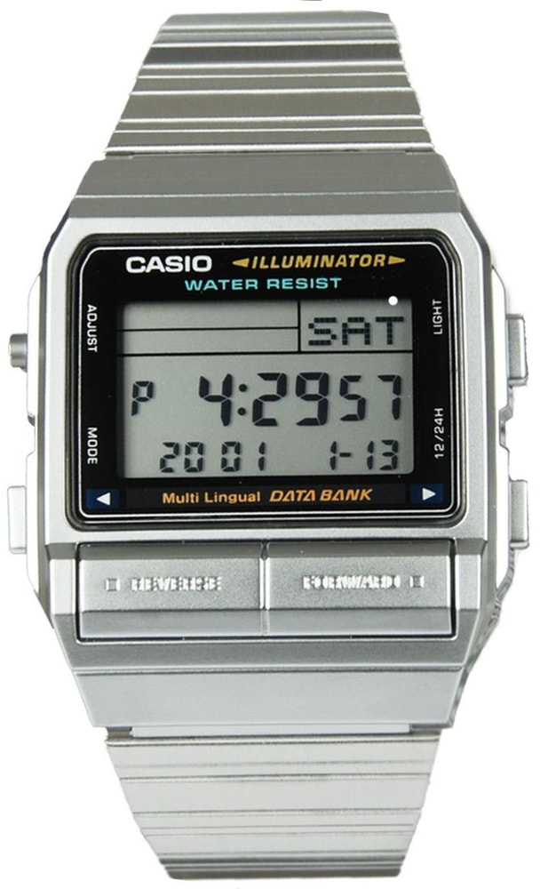 Casio Databank DB-380-1