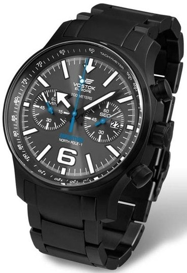 Vostok Europe Expedition -NORTH POLE-1- Chrono 6S21-5954198B